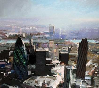 The City and The Thames (2008)
