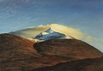 Fred Schley, Cloud over Ben More, Isle of Mull