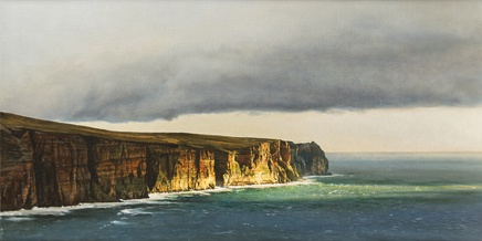 Fred Schley, Rackwick Cliffs