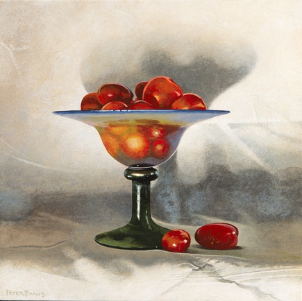 Peter Evans, Plum Tomatoes