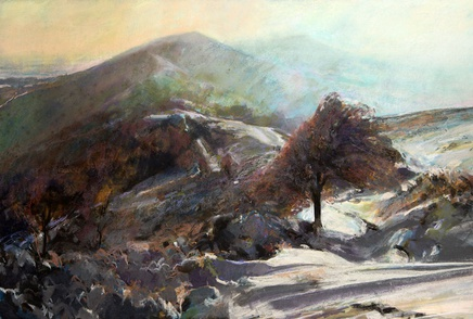 Frost and Snow, Malverns