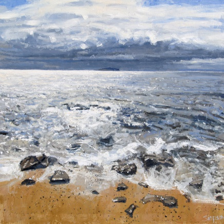 Charles Simpson - Crail Shore