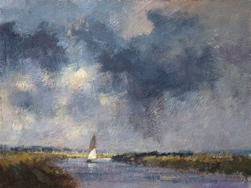 A Passing Shower  Matthew Alexander